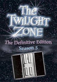 The Twilight Zone - Season 5 (The Definitive Edition)