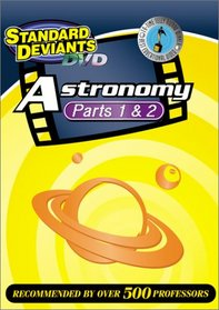 The Standard Deviants - Astronomy 2-pack