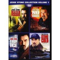 Jesse Stone: Death in Paradise / Jesse Stone: No Remorse / Jesse Stone: Thin Ice / Stone Cold - Vol