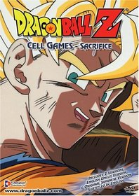 Dragon Ball Z - Cell Games - Sacrifice