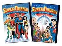 Challenge of the Superfriends - Attack of the Legion of Doom/United They Stand