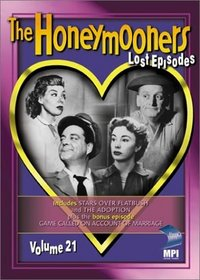 The Honeymooners - The Lost Episodes, Vol. 21