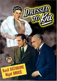 Dressed To Kill (Sherlock Holmes - Dressed To Kill)