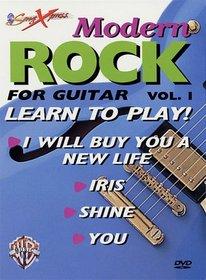 Songxpress - Modern Rock for Guitar, Vol. 1
