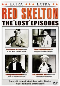 """Red Skelton: The """"Lost"""" Episodes"""