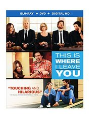 This is Where I Leave You (Blu-ray+DVD+UltraViolet Combo Pack)