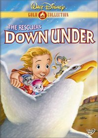 The Rescuers Down Under (Disney Gold Classic Collection)