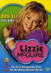 The Lizzie McGuire Show Boxed Set - Volume One