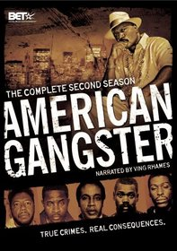 American Gangster - The Complete Second Season
