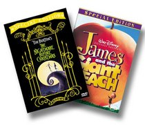The Nightmare Before Christmas/James and the Giant Peach (Special Editions Two Pak)