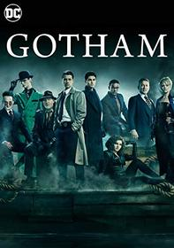 Gotham: The Complete Fifth Season (DVD)