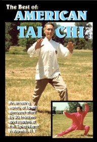 The Best of American Tai-chi DVD