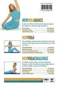 Kathy Smith - Ultimate Yoga (New Yoga Basics / New Yoga / New Yoga Challenge)