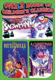 Magic Gift of the Snowman/The Nutcracker/A Christmas Carol