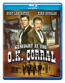 Gunfight at the O.K. Corral [Blu-ray]