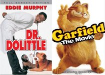 Doctor Dolittle/Garfield: The Movie