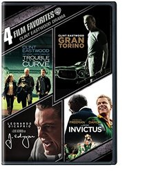 4 Film Favorites: Clint Eastwood Drama (DVD)(4FF)