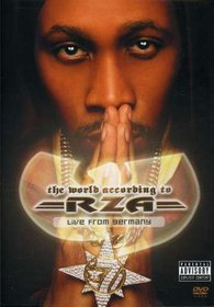 RZA: The World According to RZA Live From Germany