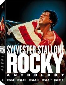 Rocky Anthology (Rocky / Rocky II / Rocky III / Rocky IV / Rocky V)