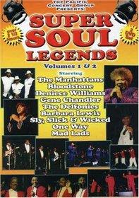 Super Soul Legends, Vol. 1 & 2
