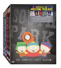 South Park - Four Season Pack (The Complete Seasons 1-4)