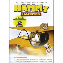 Hammy the Hamster: The Golden Flower/The Aeroplane