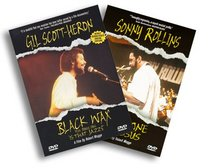 Sonny Rollins Saxophone Colossus / Gil Scott-Heron Black Wax (Two Pack)