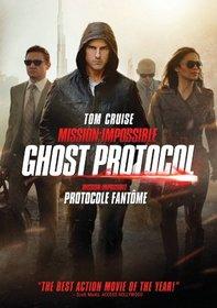 Mission: Impossible - Ghost Protocol / Protocole fantôme (Bilingual) [DVD]