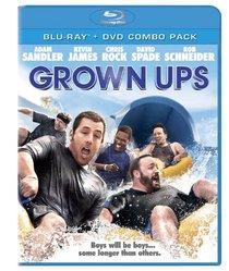 Grown Ups (Two-Disc Blu-ray/DVD Combo)