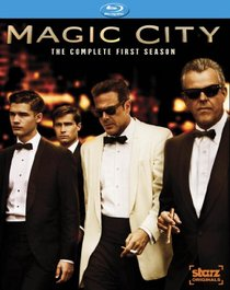 Magic City: The Complete First Season [Blu-ray]