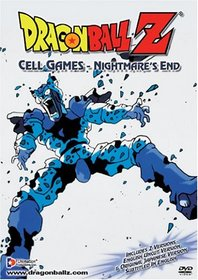 Dragon Ball Z - Cell Games - Nightmare's End