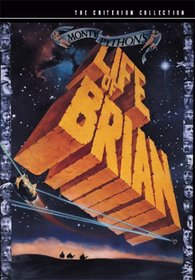 Monty Python's Life of Brian (The Criterion Collection) Spine #61)