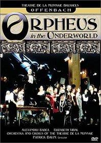 Offenbach - Orpheus in the Underworld / Davin, Badea, Vidal, Theatre de la Monnaie Brussels