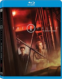 X-Files: The Complete Season 6 [Blu-ray]