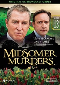 Midsomer Murders, Series 13 (Reissue)