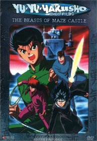 Yu Yu Hakusho Ghostfiles:Beasts of Maze Castle
