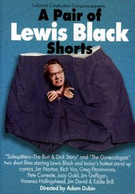 A Pair of Lewis Black Shorts