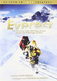 Everest: The True Story of the 1996 Mount Everest Disaster that Killed Eight Climbers (In French with English subtitles)