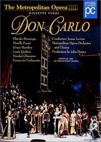 Verdi - Don Carlo / Levine, Domingo, Freni, Metropolitan Opera