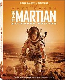 Martian, The [Blu-ray]