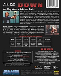 Down (aka The Shaft) (Limited Edition Combo) [Blu-ray]
