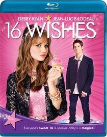 16 Wishes [Blu-ray]