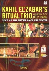 Kahil El'Zabar's Ritual Trio Live at the River East Art Center