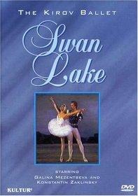 Tchaikovsky - Swan Lake / Mezentseva, Zaklinsky, Kirov Ballet
