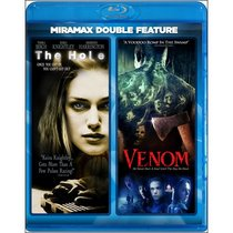 The Hole / Venom [Blu-ray]