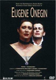 Tchaikovsky - Eugene Onegin / Rozhdestvensky, Boylan, Glushchak, European Union Opera
