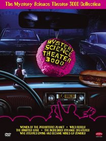 The Mystery Science Theater 3000 Collection, Vol. 9 (Women of the Prehistoric Planet / Wild Rebels / Sinister Urge / The Incredibly Strange Creatures Who Stopped Living and Became Mixed-up Zombies)