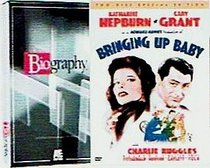 Katharine Hepburn Bundle (2-Pack, 3-DVD): Biography (A&E, 1996) / Bringing Up Baby (2-DVD Special Edition, 1938) (Total 2 hrs 32 min)