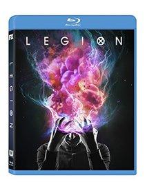 Legion Season 1 (BD+DVD+DHD) [Blu-ray]