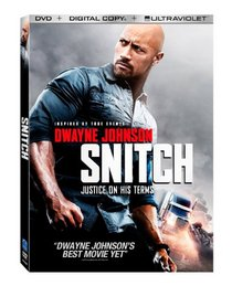 Snitch (Dvd,2013)